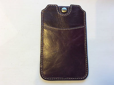Filofax Malden Iphone (4/5) Holder Purple
