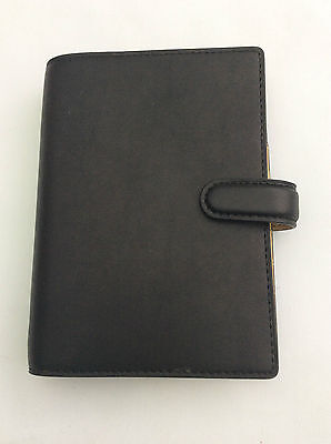 Filofax Pocket Dorset black