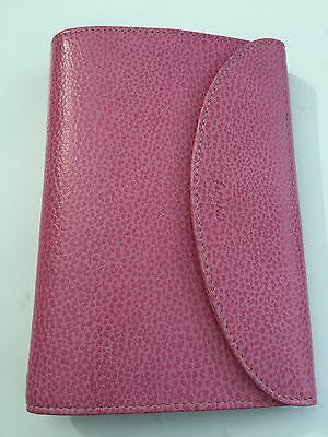 Filofax Finsbury Large Female Purse Pink