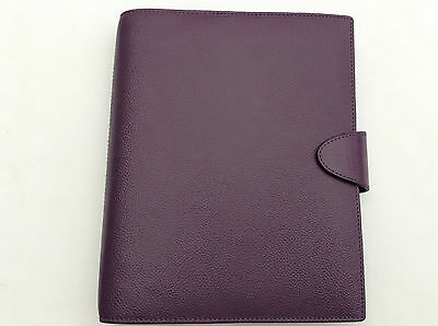 Filofax A5 Calipso purple