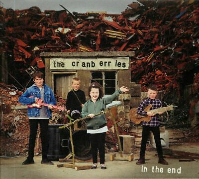 CRANBERRIES, The - In The End - CD