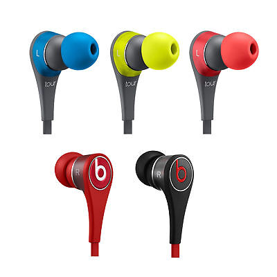 ba39f86f0b4 BEATS BY DR. Dre Tour 2.5 Wired In Ear Headphones + Extra Ear Buds ...