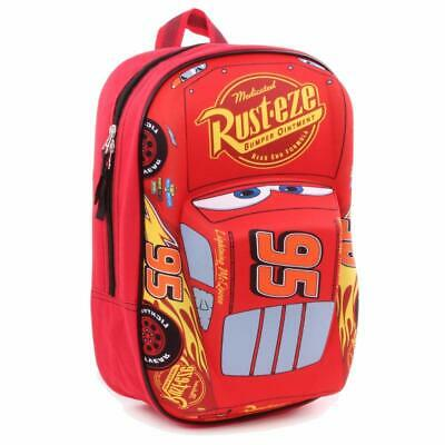 6ca41866ae9b3 Disney Cars Lightning McQueen Piston Cup Champion 3D Kinder Rucksack 31 cm  bag
