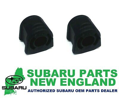 Genuine OEM Subaru Front Stabilizer Sway Bar Bushing (Set of 2) 20414SG000 x2
