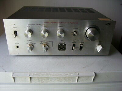 Vintage JVC JA-S31 Stereo Integrated Amplifier - Good working condition