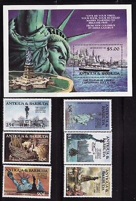 Caribbean Antigua & Barbuda (1981-now) Antigua Barbuda Prehistoric Animals Dinosaurs Imperf Cromalin Artist Proof Mnh