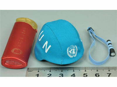 FLAGSET 73016 1//6 scale Chinese peacekeeping Infantry Battalion Berets hat