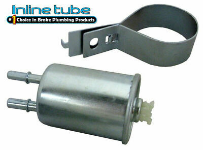 Fuel Filter Nylon Main Gas Vapor Line 03-10 Chevy Cobalt Saturn Ion Pontiac G5