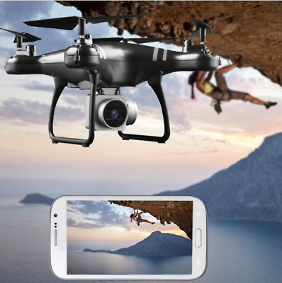 Drone HJMAX RC Quadcopter Training Wi-Fi Supper Endurance Drone HD Camera FPV RC