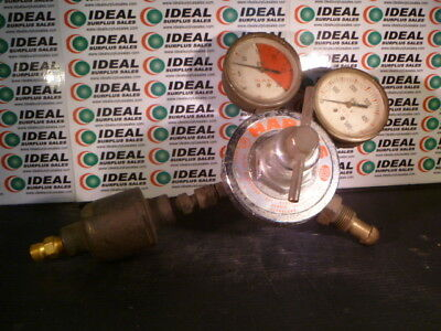 Harris 9215 Regulator Used