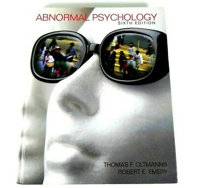 Abnormal Psychology by Thomas F. Oltmanns