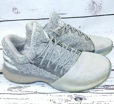 huge discount d9cd4 4c907 Adidas James Harden Vol.1 Basketball Boys Shoes Size 6.5