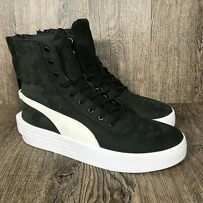 PUMA XO PARALLEL X The Weekend Mens Shoes Black Mens Size 8
