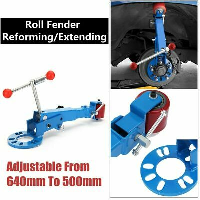 Guard Roller Wheel Arch Guard Reformer Vehicle Tool Lip Rolling Panel Expander