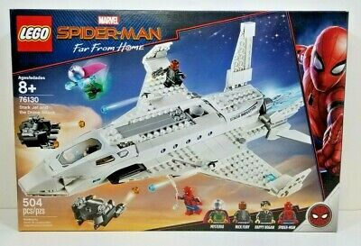 Lego 6251525 Stark Jet and the Drone Attack - Brand New