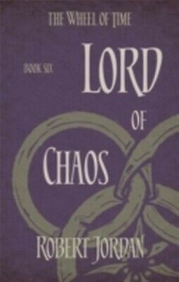 Wheel of Time 06. Lord of Chaos Robert Jordan