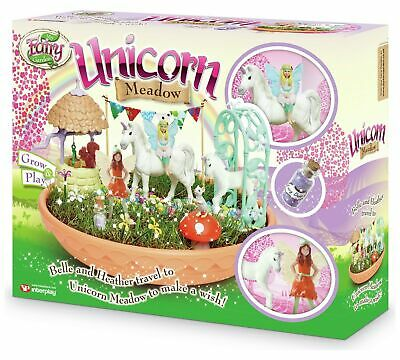 My Fairy Garden - Unicorn Garden Grow & Play Set