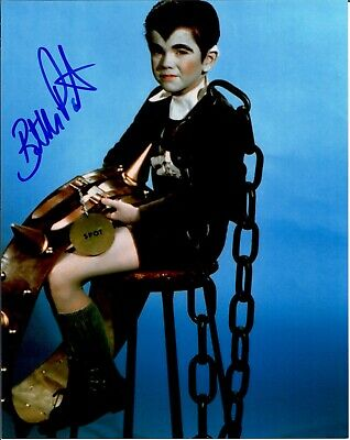 Butch Patrick Eddie Munster The Munsters Autographed Signed 8x10 Photograph