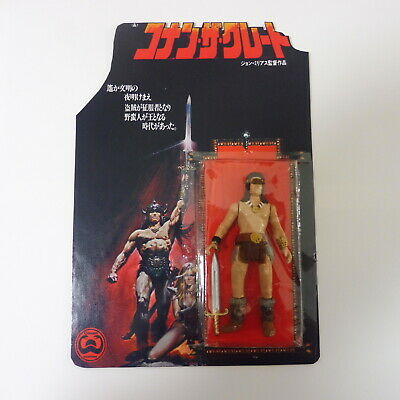 Conan the barbarian Custom 1982 movie arnold schwarzenegger JAP VERSION