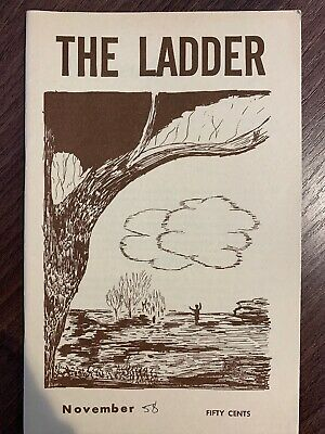 The Ladder Lesbian Magazine Vol 3 #2, November 1958 Bilitis