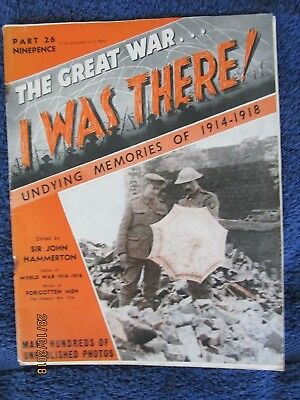 I Was There Great War Magazine Part 26