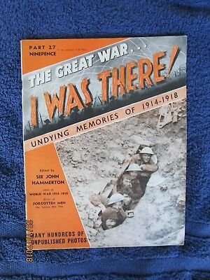 I Was There Great War Magazine Part 27