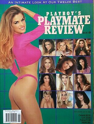 Playboy Playmate Review 1995 Magazine Vintage Adult Glamour *FREE POST*