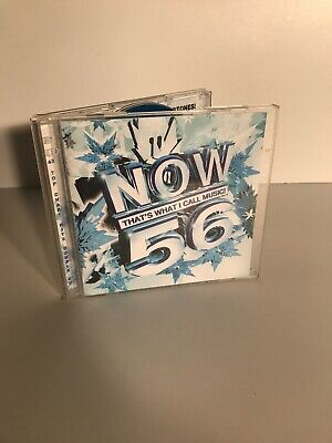 Now That's What I Call Music! 56, Various Artists, Good,  Audio CD, FREE & Fast