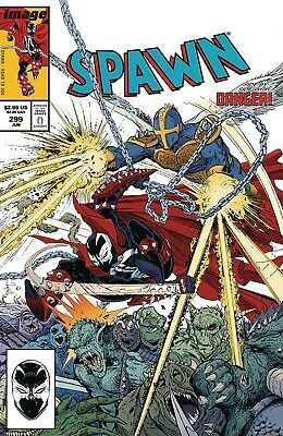 Spawn #299 Cover A Image Comics PREORDER - SHIPS 31/07/19