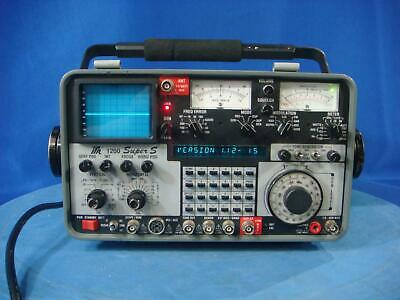 IFR 1200 SUPER S Service Monitor With Options 02, 12