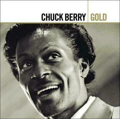CHUCK BERRY GOLD 2-CD SET (50 TRACK Very Best Of/Greatest Hits)