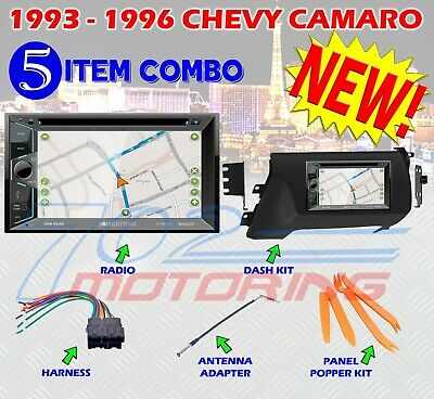 Metra 95-3009 Dash Kit for Select 1993-1996 Chevy Camaro with ...