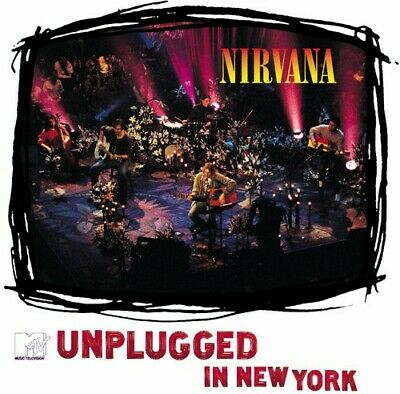 Nirvana - Unplugged In New York 720642472712 (Vinyl Used Very Good)