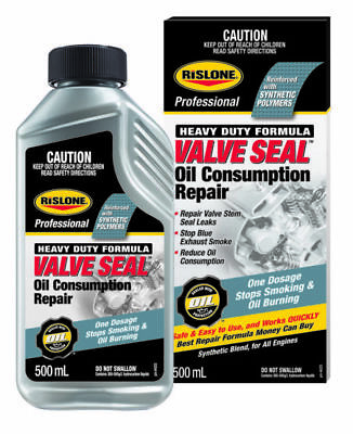 Rislone Valve Seal Oil Consumption (Blue smoke Repair) Petrol / diesel engines