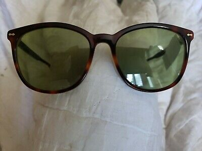 2a1560909ca NWT Authentic GUCCI GG0196SK 004 Brown Tortoise Sunglasses -Free Shipping
