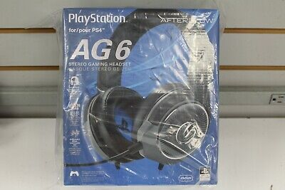 PDP Afterglow Stereo Gaming Headset AG6 for PS4.