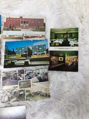 Set of Postcards New York, Brooklyn, Unposted, Watchtower Farm, Brooklyn Bethel