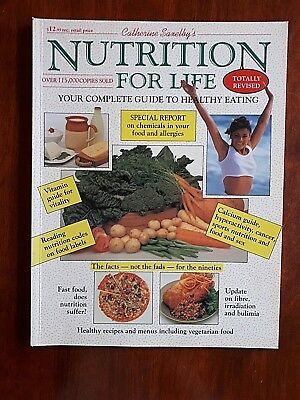 Catherine Saxelby's Nutrition for Life - Complete Guide Healthy Eating REVISED