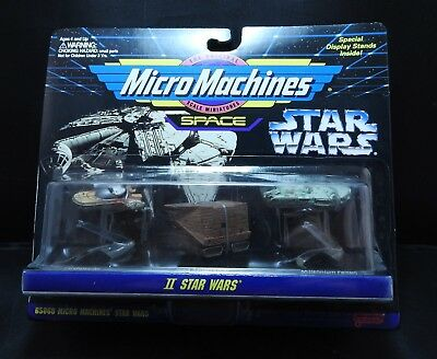 Galoob Micro Machines Space Star Wars Collection II 65860 - New in Box!