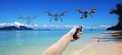 #BaRgAiN!# NEW Yuneec Wizard Wand GPS Drone Remote Control Typhoon Q500 Chroma +
