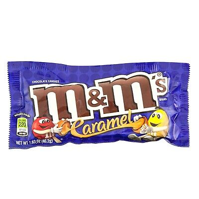 M&M Caramel 42g (Pack of 24)