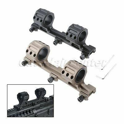 """1"""" 25mm/30mm Scope Ring Picatinny Weaver Rail Mount Bubble Level Included"""