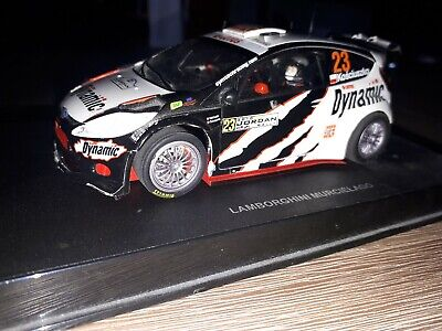 Scalextric Chassis Ford Fiesta Wrc Spielzeug