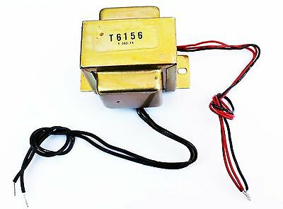 Power Transformer 115 VAC to 24 VAC-CT at 1.8 Amps