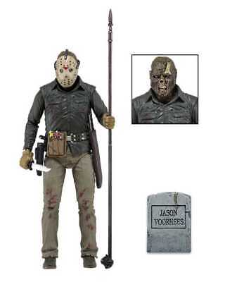 """NECA Friday the 13th - 7"""" Scale Action Figure - Ultimate Part 6 Jason Voorhees"""