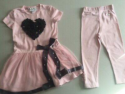 Girls Designer Le Chic Outfit Age 1/2 Years