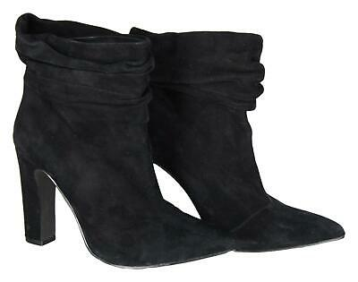 34e0b88dc7 Chinese Laundry Kristin Cavallari Women's Kane Blck Slouch Booties Ankle  Boots 7