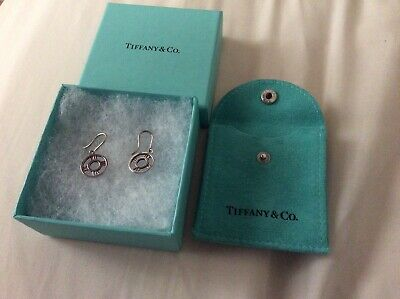 5f4eb58eeadb6 TIFFANY AND CO. Atlas Earring 18k Yellow Gold And Diamond. Perfect ...