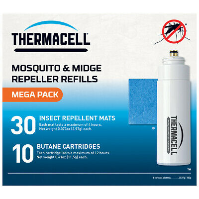 Thermacell Mosquito & Midge Repeller Refills - Mega Pack