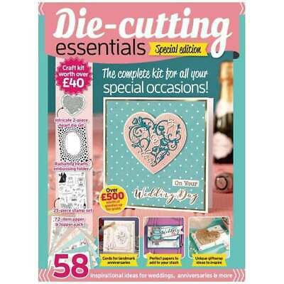 Die Cutting Essentials Special Edition, Complete Kit For All Occasions Worth £40